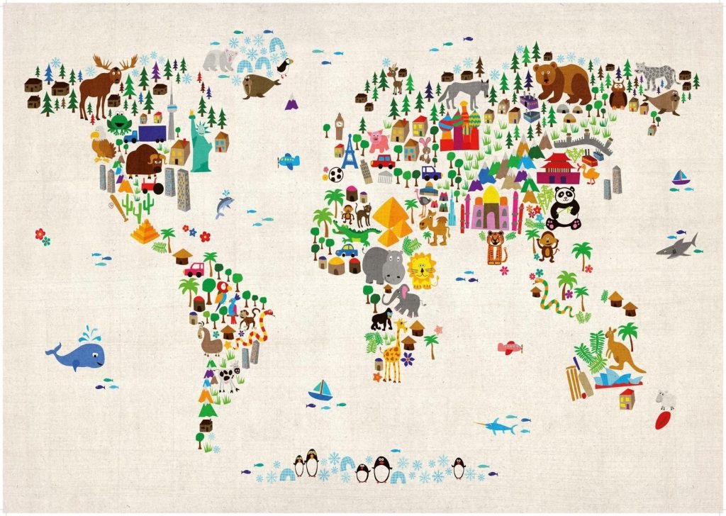 Cartoon Maps For Kids - Map Blog on not to scale map, sci fi map, road map, political map, childrens map, countries flags map, simple map, french map, office map, car and map, cute map, tube map, game map, classroom map, me on the map, watercolor map, student with map, vintage map,