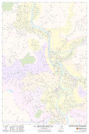 Map johnstown pa of street Parking