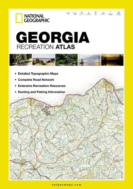 Georgia Recreation Atlas