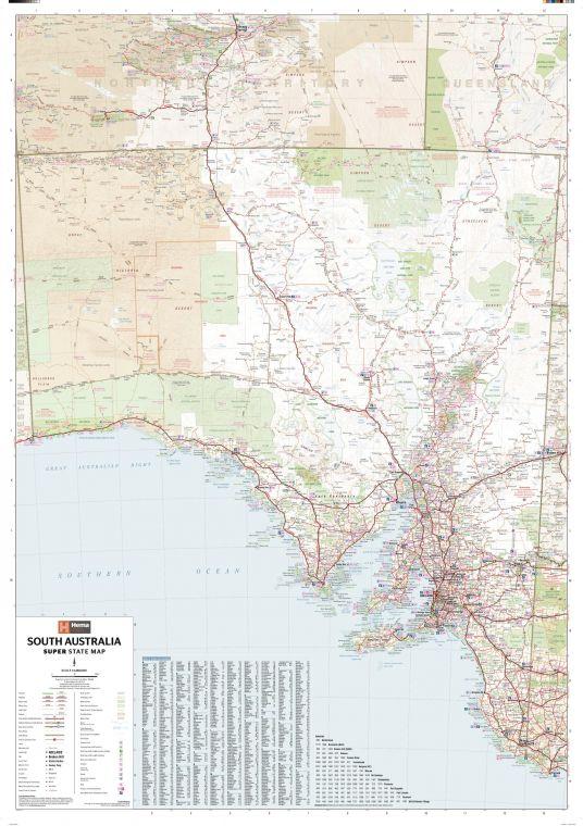 South Australia Supermap
