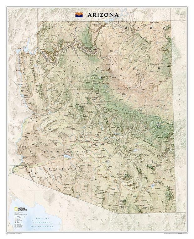 Arizona Map
