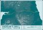 Hadrian S Wall Path National Trail Map Print