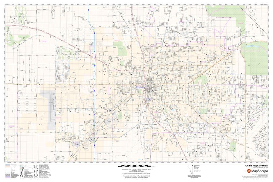 Ocala Map