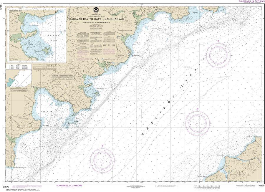 Noaa Chart 16575