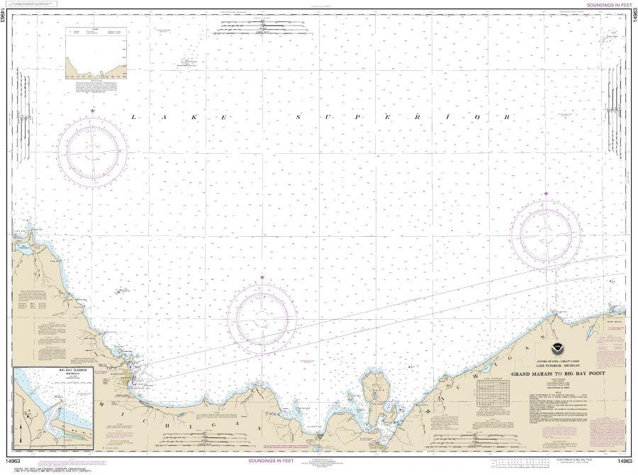 Noaa Chart 14963