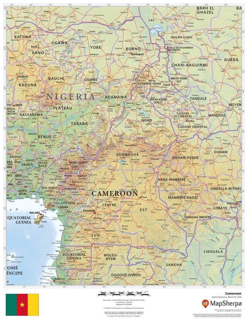 Cameroon Cameroon Map on côte d'ivoire map, estonia map, grenada map, monaco map, gambia map, saudi arabia map, rwanda map, madagascar map, ghana map, egypt map, mali map, sudan map, namibia map, croatia map, tunisia map, congo map, algeria map, thailand map, kenya map, angola map, liberia map, cape verde map, morocco map, gabon map, uganda map, africa map, libya map, nigeria map, senegal map, malawi map, ecuador map, comoros map, niger map, ethiopia map, mozambique map, zimbabwe map,