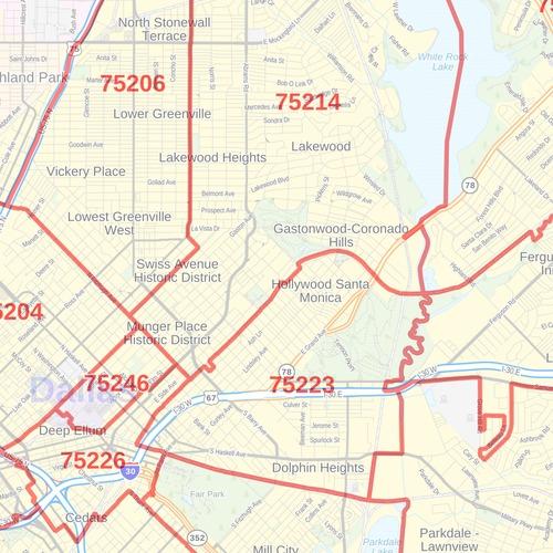 Dallas TX Zip Code Map on map of dallas post offices, map of dallas metro area, map of dallas ft worth, map of dallas google, map of dallas schools, map of downtown dallas, map of dallas crime, map of dallas roads, map of dallas county, map of dallas parks, map of dallas hotels, map of dallas area cities, map of dallas neighborhoods, map of dallas city, map of dallas airports, map of dallas service area, map of dallas golf courses, dfw area codes, map of dallas oregon, map of dallas tx,